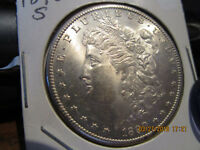 1890-S MORGAN DOLLAR MINT STATE