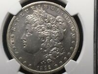 1892-S MORGAN DOLLAR NGC AU DETAILS WOW THIS COIN IS  READY FOR A SET