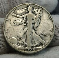 1928S WALKING LIBERTY HALF DOLLAR 50 CENTS.  COIN, SHIPS FREE 8867