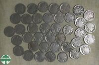 ROLL OF 1926 S CIRCULATED BUFFALO NICKELS WITH PROBLEMS   40