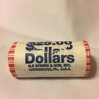 ANDREW JACKSON PRESIDENTIAL DOLLAR COIN UNCIRCULATED ROLLS