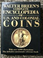 WALTER BREEN'S COMPLETE ENCYCLOPEDIA OF U.S. AND COLONIAL COINS   USED