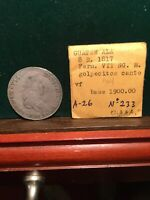 SPAIN COLONY SILVER COIN 1817 M GUATEMALA 8 REAL GREAT DETAILS  BEAUTY