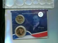 JAMES BUCHANAN 2010 PRESIDENT DOLLAR AND MEDAL GOVERNMENT SET SEALED CH BU 2698N