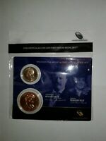 2013 PRESIDENTIAL 1 $ & FIRST SPOUSE MEDAL SET THEODORE ROOSEVELT