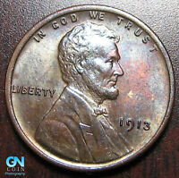 1913 P LINCOLN CENT WHEAT CENT  --  MAKE US AN OFFER  B1447