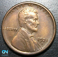 1921 S LINCOLN CENT WHEAT CENT  --  MAKE US AN OFFER  B1660