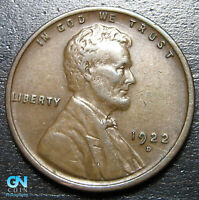 1922 D LINCOLN CENT WHEAT CENT  --  MAKE US AN OFFER  B1677