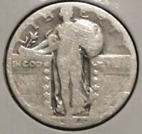 STANDING LIBERTY SILVER QUARTER - 1926-S - OVERSTOCK - $1 UNLIMITED SHIPPING-F20