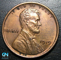 1919 P LINCOLN CENT WHEAT CENT  --  MAKE US AN OFFER  B1949