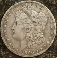 1896-O VAM-22 MORGAN SILVER DOLLAR PRIVATELY MADE LIKE 1900-O VAM-22C1