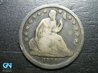 1838 P SEATED DIME --  MAKE US AN OFFER  B2200