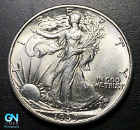 1939 P WALKING LIBERTY HALF DOLLAR --  MAKE US AN OFFER  B2890