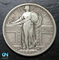 1917 S TYPE 1 STANDING LIBERTY QUARTER  --  MAKE US AN OFFER  B3002