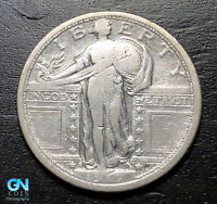 1917 S TYPE 1 STANDING LIBERTY QUARTER  --  MAKE US AN OFFER  B3026