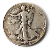 1946 DDR 50C WALKING LIBERTY HALF DOLLAR FIFTY CENTS DOUBLE DIE FS-801