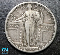 1917 S TYPE 1 STANDING LIBERTY QUARTER  --  MAKE US AN OFFER  B3226
