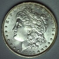 1900 O MORGAN SILVER DOLLAR COIN US ONE DOLLAR $1 UNCIRCULATED NEW ORLEANS MINT
