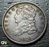 1831 CAPPED BUST DIME R1 JR1  --  MAKE US AN OFFER  O5734