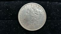 REAL 90 SILVER OLD ANTIQUE 1891-0 MORGAN SILVER DOLLAR $1 COIN YOU GRADE LOOK