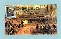U.S. FDC 2975 UNKNOWN HAND MADE CACHET SHERMAN FROM THE CIVI