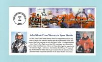 U.S. FDC 3238 3242 RRAGS CACHET   THE COMPLETE SET OF SPACE