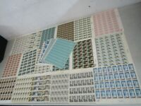 NYSTAMPS G MINT NH US STAMP SHEET COLLECTION
