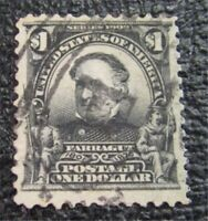 NYSTAMPS US STAMP  311 USED $95