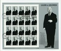 U.S. USED MINISHEET SELECTIONS: SCOTT 3226 LEGENDS OF HOLLYW