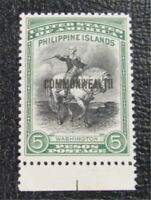 NYSTAMPS US PHILIPPINES STAMP  424 MINT OG NH $25