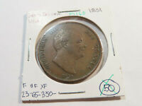 M160 GREAT BRITAIN 1831 PENNY