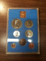 GREAT BRITAIN & NORTHERN IRELAND 1972 7 PCS PROOF SET