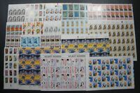DRBOBSTAMPS US MNH COMMEMORATIVE SHEETS POSTAGE COLLECTION F