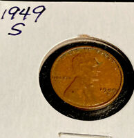 1949 S LINCOLN WHEAT CENT 05