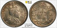 C89 CANADA 1905 NARROW DATE 5 CENTS PCGS MS 63
