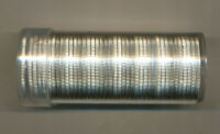 90  SILVER PROOF ROLL 40 QUARTERS DEEP CAMEO PROOFS .. $10 F