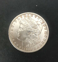 1885 O MORGAN SILVER DOLLAR