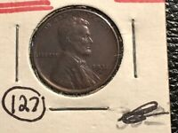 1931 S LINCOLN CENT  UNCLEANED HIGH GRADE OLD INVENTORY