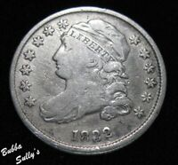 1832 CAPPED BUST DIME <> FINE