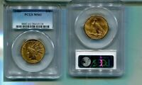 1926 P $10 INDIAN HEAD GOLD COIN PCGS MS61