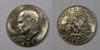 1974 P CUNI IKE DOLLARE SELECT TO GEM UNCIRCULATED CONDITION INV433 75
