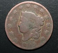 1819 SMALL DATE VARIETY US LARGE CENT