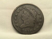 1810 CLASSIC HEAD LARGE CENT. S-284 R3