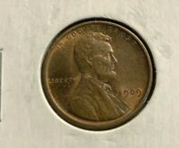 1909-P VDB LINCOLN WHEAT CENT RB RED BROWN BU