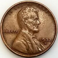 1933 D LINCOLN CENT ADD THIS COIN TO YOUR COLLECTION