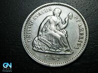 1862 P SEATED LIBERTY HALF DIME --  MAKE US AN OFFER  B9791
