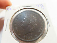 Z206 GREAT BRITAIN 1825 PENNY