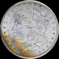 1885 CC CARSON CITY MORGAN DOLLAR CHOICE UNCIRCULATED RAW 305