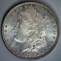 1883 MORGAN UNC SILVER DOLLAR $1 US COIN PHILADELPHIA MINTED UNCIRCULATED