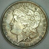 1903 MORGAN UNCIRCULATED SILVER DOLLAR $1 US TYPE COIN PHILADELPHIA